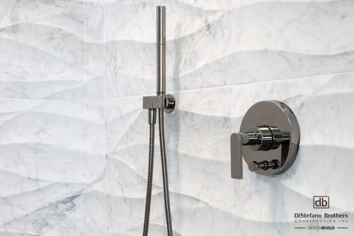 A Coastal Bathroom   Rhode Island Bathroom Remodel