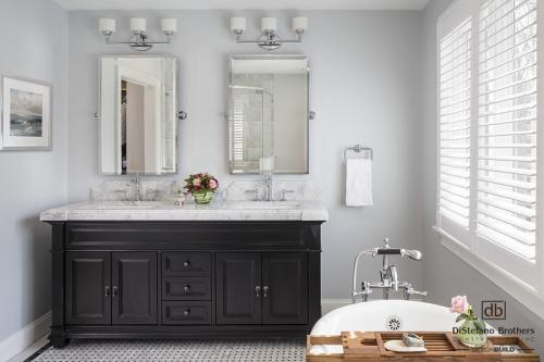 RI Bathroom Remodel: A Classic Bathroom